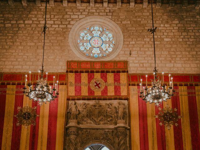 La boda de Juan y Virginia en Barcelona, Barcelona 86