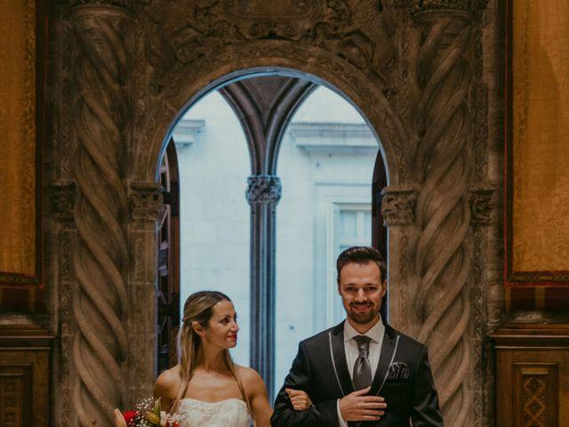 La boda de Juan y Virginia en Barcelona, Barcelona 87