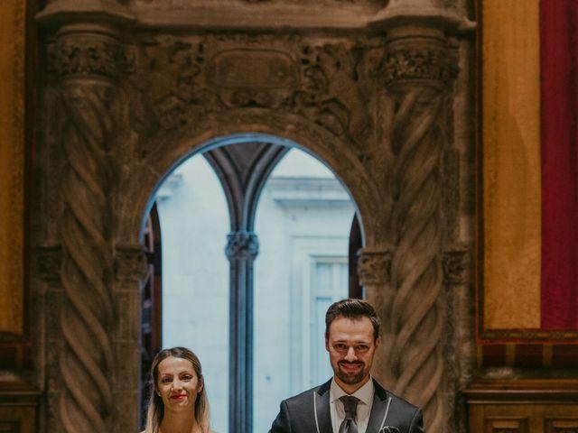 La boda de Juan y Virginia en Barcelona, Barcelona 88