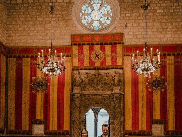 La boda de Juan y Virginia en Barcelona, Barcelona 89