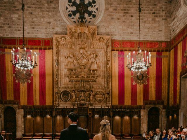 La boda de Juan y Virginia en Barcelona, Barcelona 90