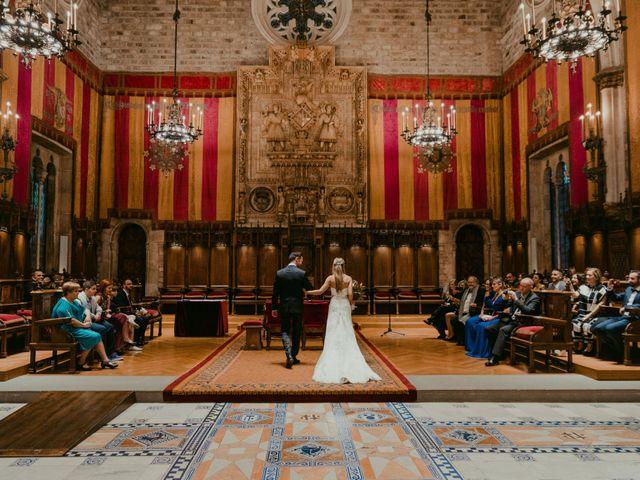 La boda de Juan y Virginia en Barcelona, Barcelona 91