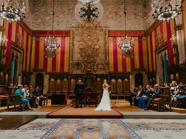 La boda de Juan y Virginia en Barcelona, Barcelona 92