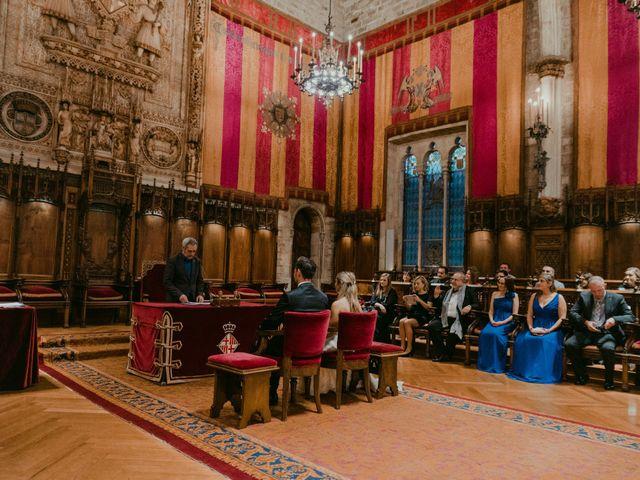La boda de Juan y Virginia en Barcelona, Barcelona 96