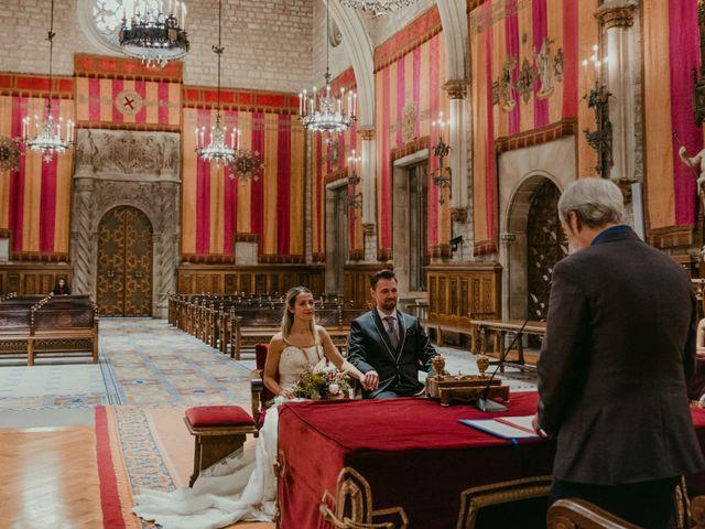 La boda de Juan y Virginia en Barcelona, Barcelona 99