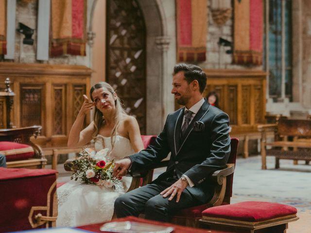 La boda de Juan y Virginia en Barcelona, Barcelona 102