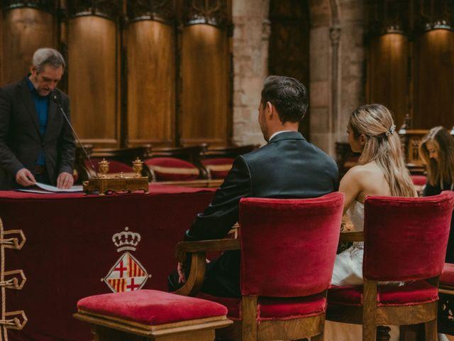La boda de Juan y Virginia en Barcelona, Barcelona 103