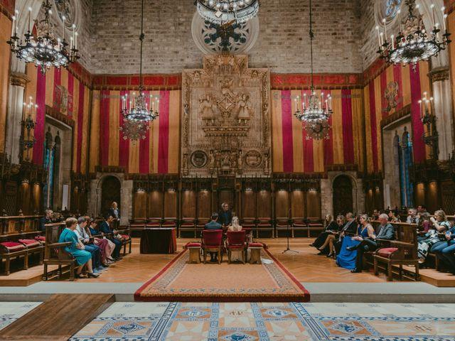 La boda de Juan y Virginia en Barcelona, Barcelona 104