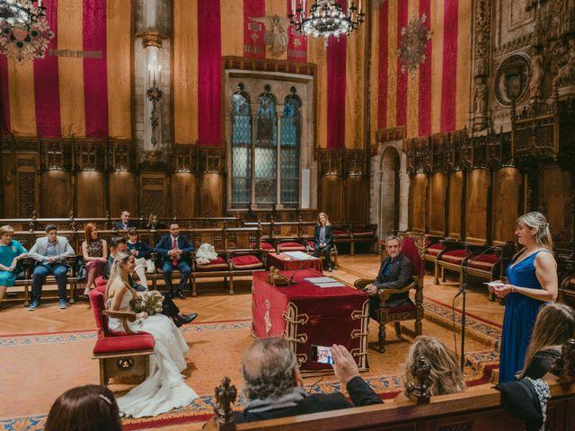 La boda de Juan y Virginia en Barcelona, Barcelona 105