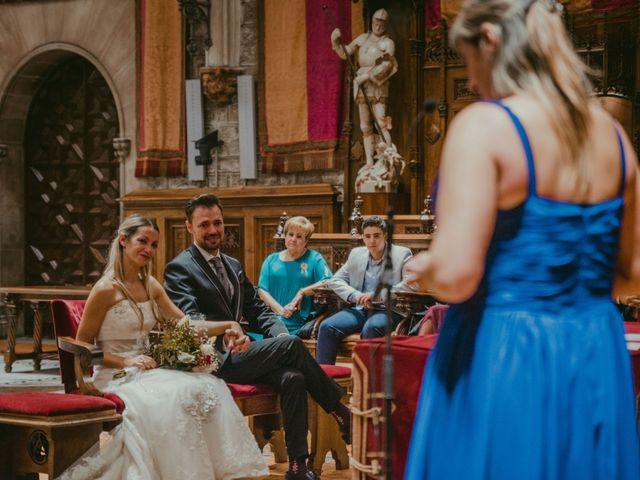 La boda de Juan y Virginia en Barcelona, Barcelona 107