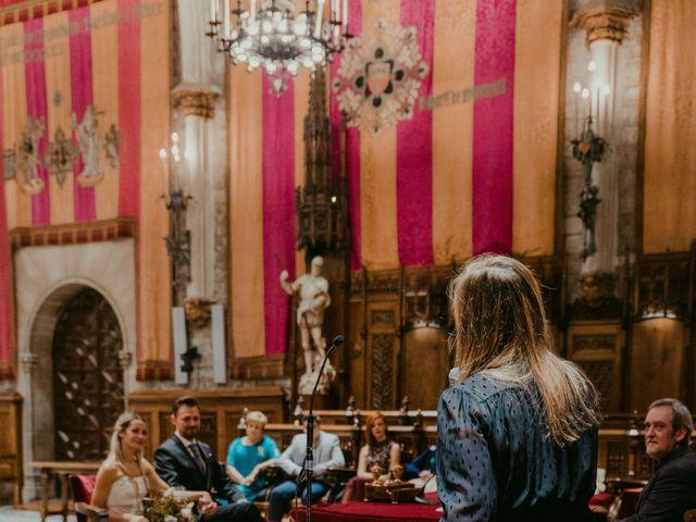 La boda de Juan y Virginia en Barcelona, Barcelona 108