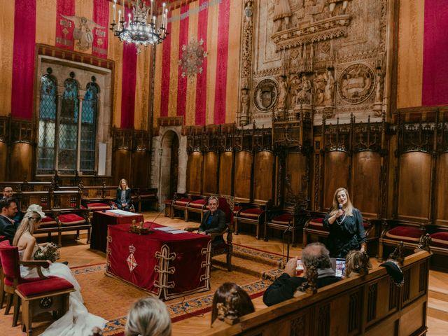 La boda de Juan y Virginia en Barcelona, Barcelona 110
