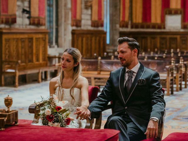 La boda de Juan y Virginia en Barcelona, Barcelona 114