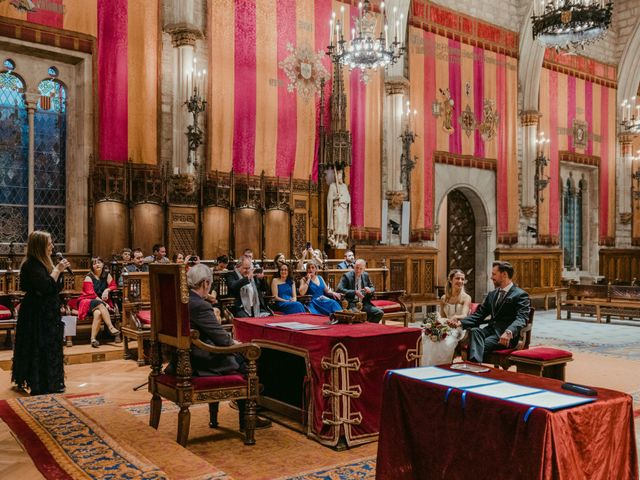 La boda de Juan y Virginia en Barcelona, Barcelona 116