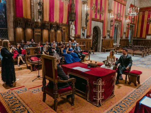 La boda de Juan y Virginia en Barcelona, Barcelona 118
