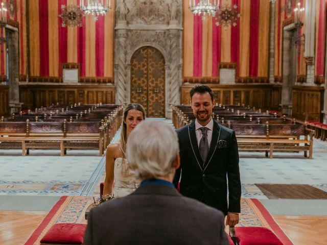 La boda de Juan y Virginia en Barcelona, Barcelona 124