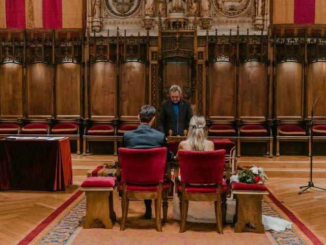 La boda de Juan y Virginia en Barcelona, Barcelona 142
