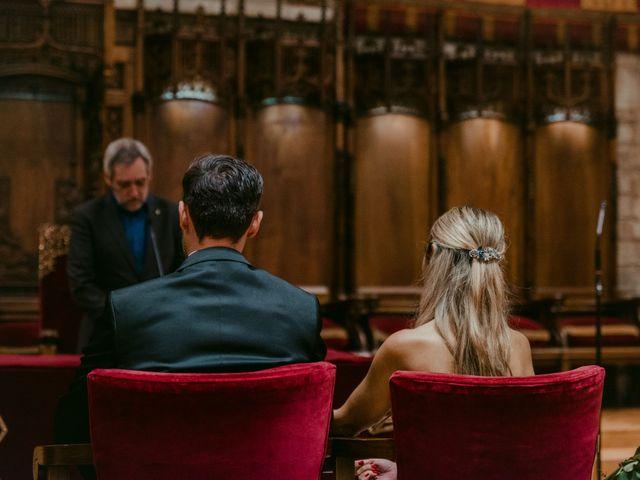 La boda de Juan y Virginia en Barcelona, Barcelona 143