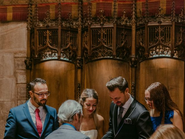 La boda de Juan y Virginia en Barcelona, Barcelona 152