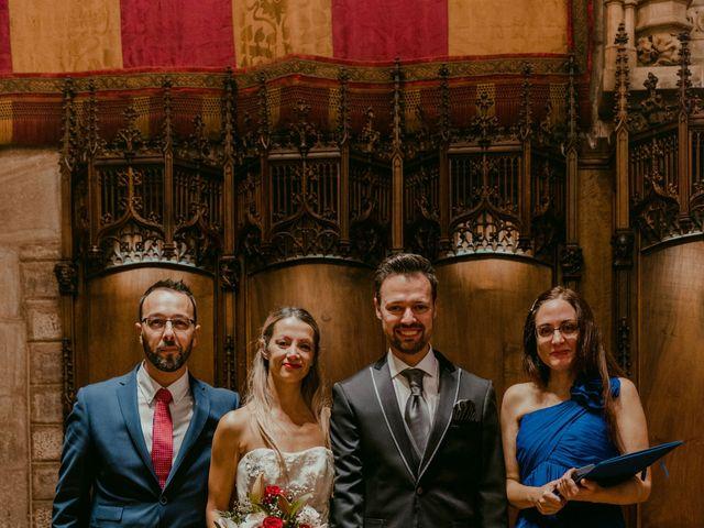 La boda de Juan y Virginia en Barcelona, Barcelona 153