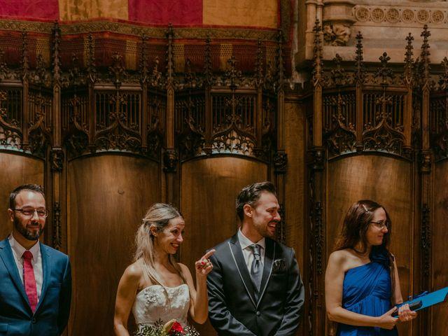 La boda de Juan y Virginia en Barcelona, Barcelona 159