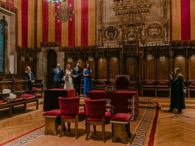 La boda de Juan y Virginia en Barcelona, Barcelona 160
