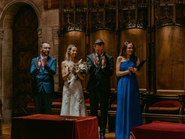 La boda de Juan y Virginia en Barcelona, Barcelona 161