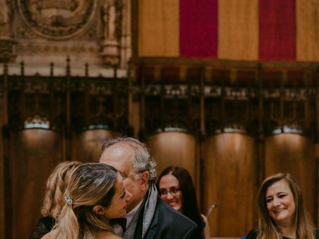 La boda de Juan y Virginia en Barcelona, Barcelona 171