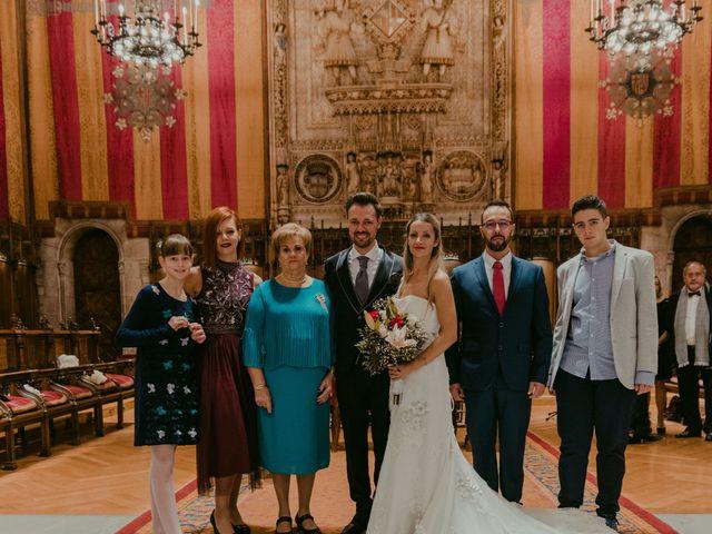 La boda de Juan y Virginia en Barcelona, Barcelona 176