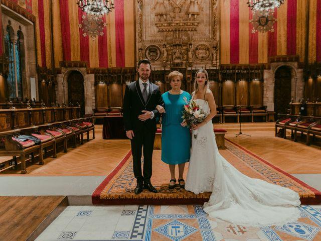 La boda de Juan y Virginia en Barcelona, Barcelona 177