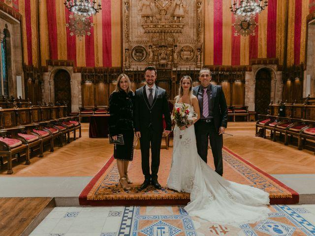 La boda de Juan y Virginia en Barcelona, Barcelona 178
