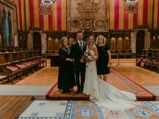 La boda de Juan y Virginia en Barcelona, Barcelona 180
