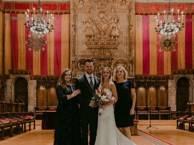 La boda de Juan y Virginia en Barcelona, Barcelona 181