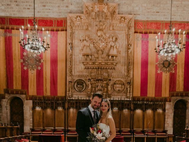 La boda de Juan y Virginia en Barcelona, Barcelona 182