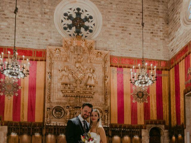 La boda de Juan y Virginia en Barcelona, Barcelona 183