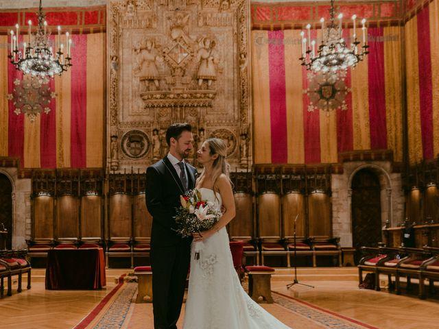 La boda de Juan y Virginia en Barcelona, Barcelona 184
