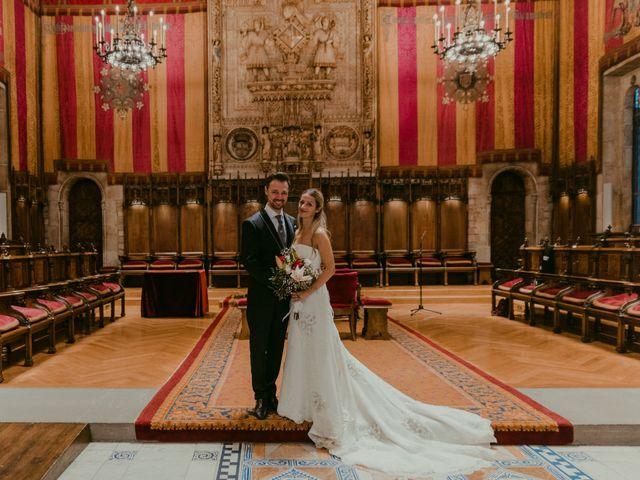 La boda de Juan y Virginia en Barcelona, Barcelona 185