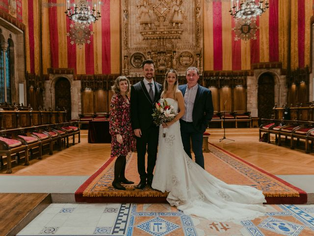 La boda de Juan y Virginia en Barcelona, Barcelona 186