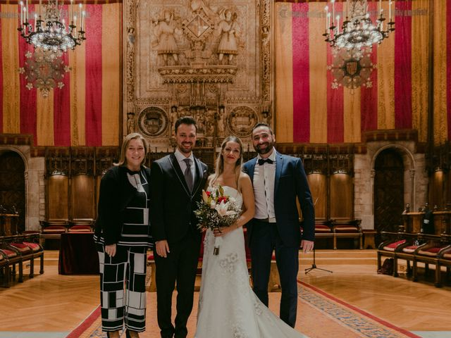 La boda de Juan y Virginia en Barcelona, Barcelona 187