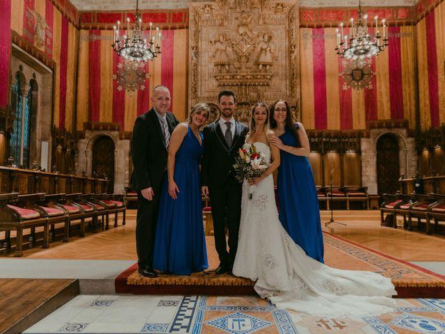 La boda de Juan y Virginia en Barcelona, Barcelona 188