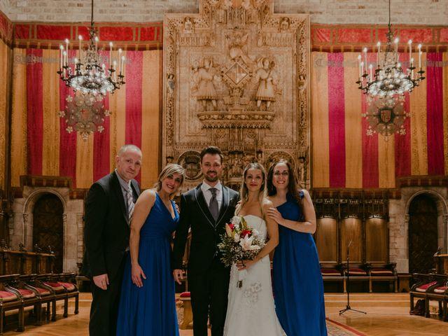 La boda de Juan y Virginia en Barcelona, Barcelona 189