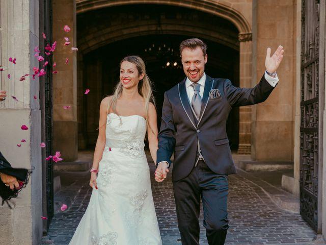 La boda de Juan y Virginia en Barcelona, Barcelona 203