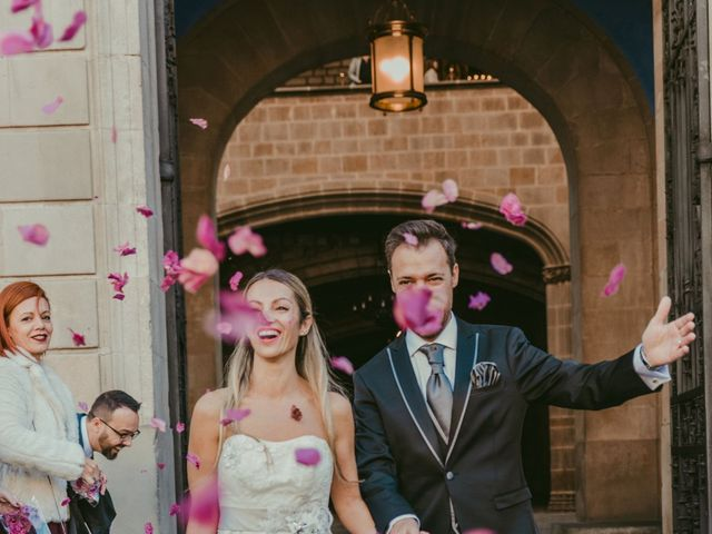 La boda de Juan y Virginia en Barcelona, Barcelona 205