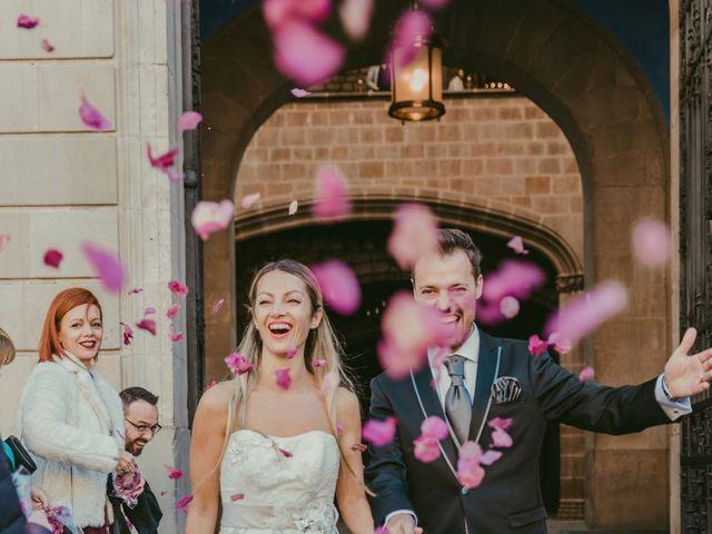La boda de Juan y Virginia en Barcelona, Barcelona 206