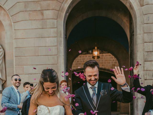 La boda de Juan y Virginia en Barcelona, Barcelona 209
