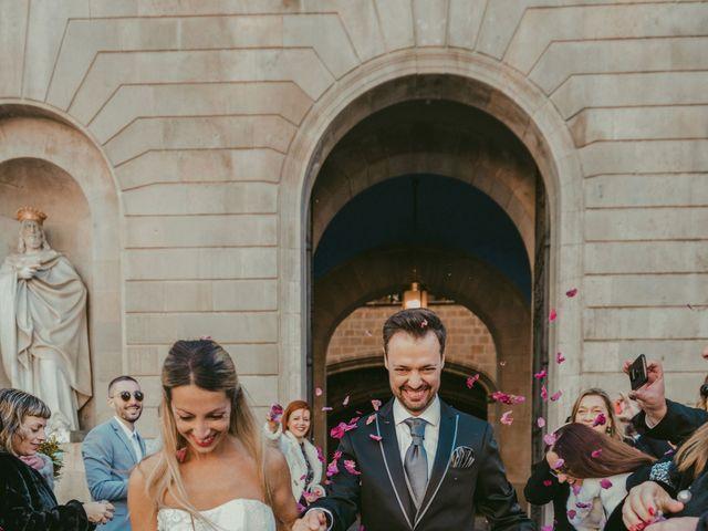 La boda de Juan y Virginia en Barcelona, Barcelona 210