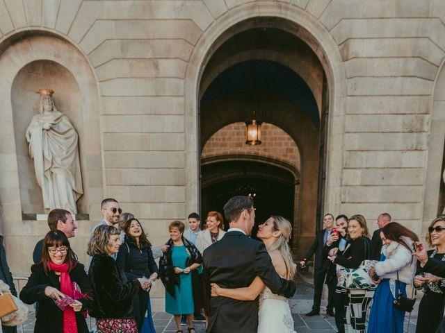 La boda de Juan y Virginia en Barcelona, Barcelona 211