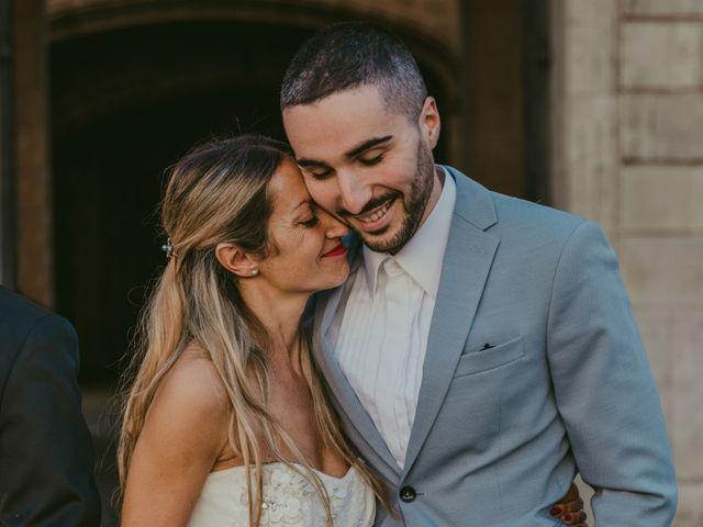 La boda de Juan y Virginia en Barcelona, Barcelona 213