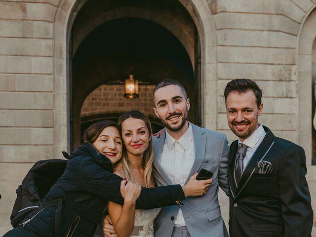 La boda de Juan y Virginia en Barcelona, Barcelona 214