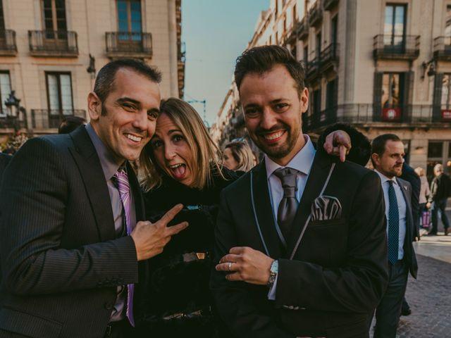 La boda de Juan y Virginia en Barcelona, Barcelona 216